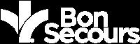 Bon Secours Logo White