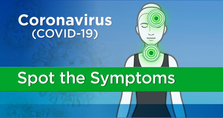 Coronavirus spot the symptoms