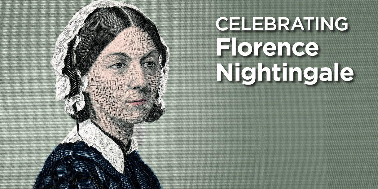 Historical photo of Florence Nightingale