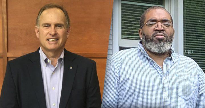 Bill Pollard and Jesse DeBraux