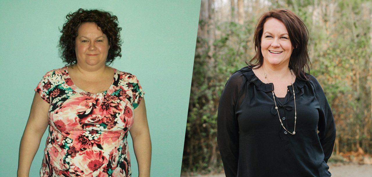 Rachel Jordan before and after photos