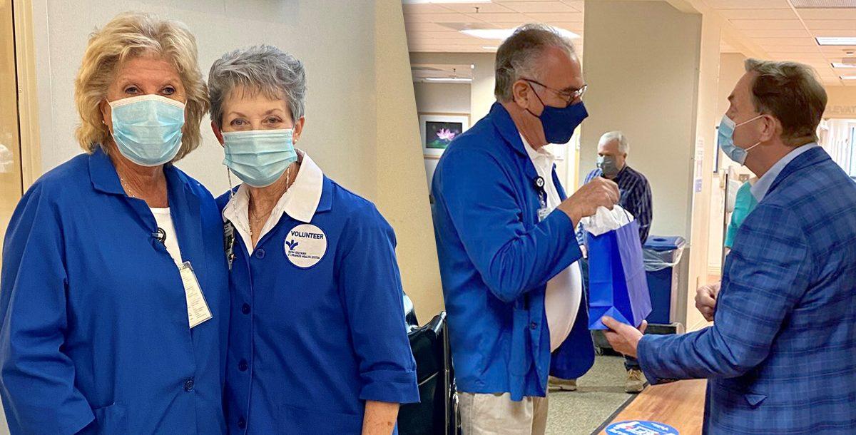 Greenville volunteers returning to work